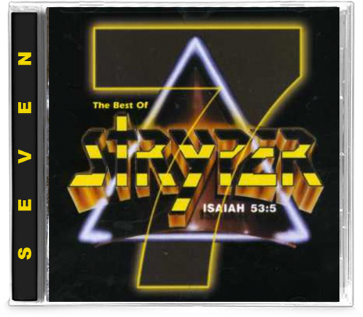 Stryper - Seven (7) The Best Of (CD) Pre-Owned - Christian Rock, Christian Metal