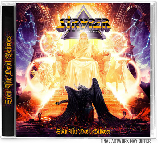 Stryper - Even the Devil Believes (CD) 2020