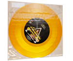 STRYPER - FREE/CALLING ON YOU YELLOW VINYL