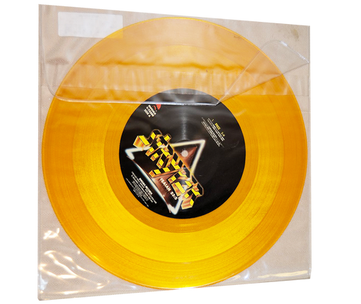 STRYPER - FREE/CALLING ON YOU YELLOW VINYL - Christian Rock, Christian Metal