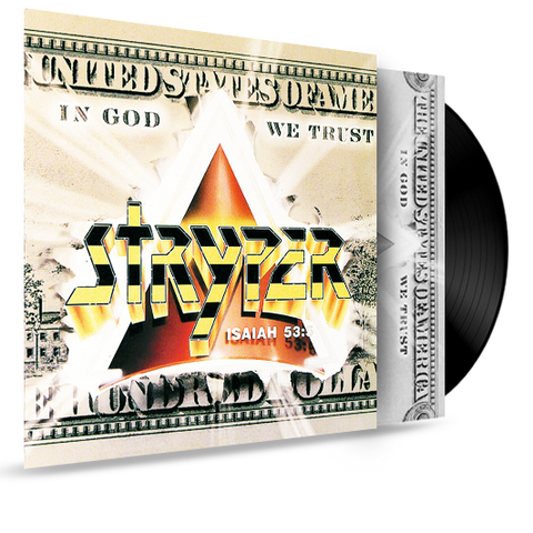 STRYPER - IN GOD WE TRUST (1988, Enigma)