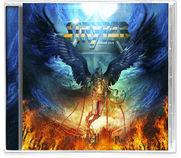 Stryper - No More Hell To Pay (CD) - Christian Rock, Christian Metal