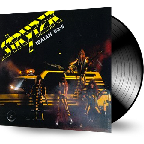 Stryper - Soldiers Under Command (Vinyl)