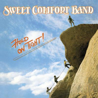 SWEET COMFORT BAND - HOLD ON TIGHT (Vinyl) - Christian Rock, Christian Metal