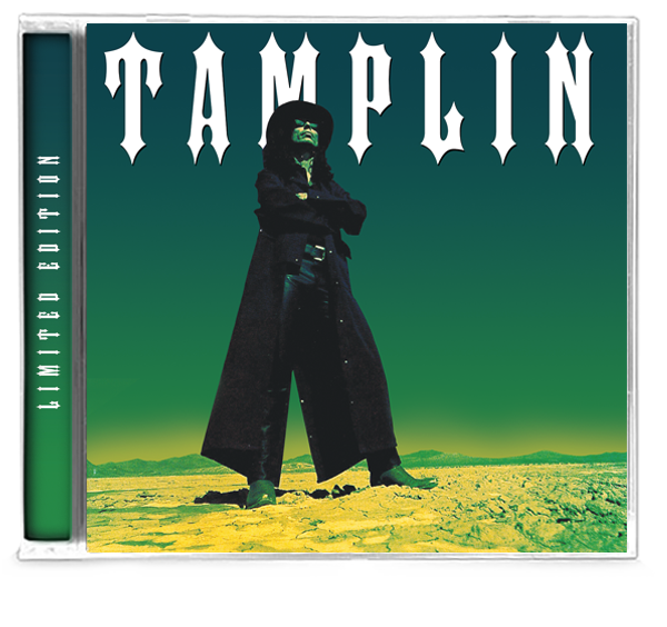 Tamplin (*New-CD) 2019 Limited Edition. Ken Tamplin (Shout) - Christian Rock, Christian Metal