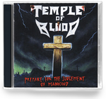 Temple of Blood - Judgement of Mankind (CD) THRASH