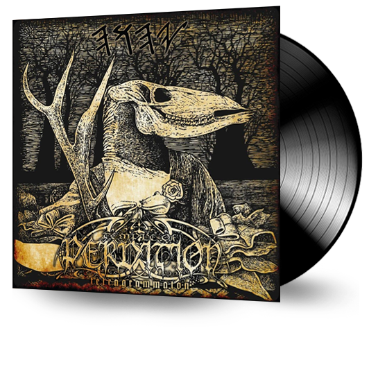 TEMPLE OF PERDITION - TETRAGRAMMATON (VINYL) - Christian Rock, Christian Metal