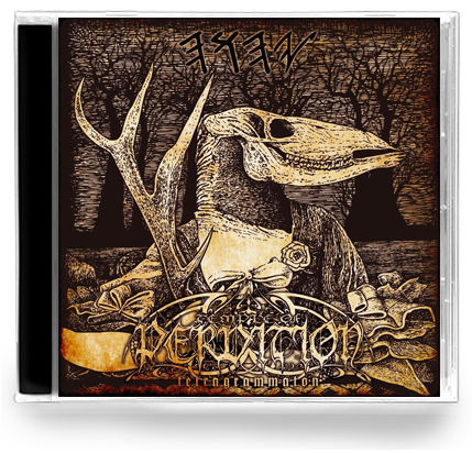 Temple of Perdition - TETRAGRAMMATON (CD)