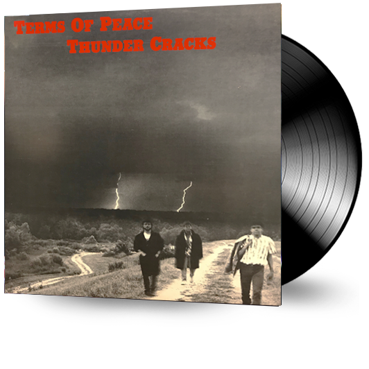 Terms of Peace - Thunder Cracks (Vinyl) - Christian Rock, Christian Metal