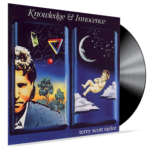 Terry Scott Taylor - Knowledge & Innocence (Vinyl) - Christian Rock, Christian Metal