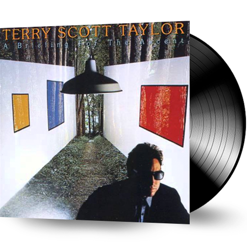 Terry Scott Taylor (OF DANIEL AMOS) - A Briefing For The Ascent (Vinyl) - Christian Rock, Christian Metal