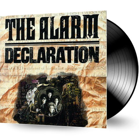 The Alarm - Declaration (Vinyl)