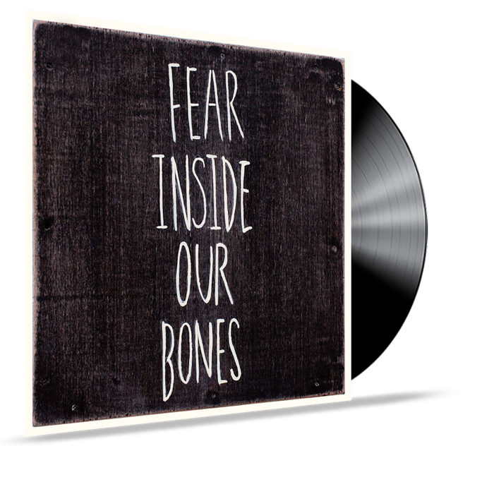 The Almost - Fear Inside Our Bones (Vinyl) New/Sealed - Christian Rock, Christian Metal