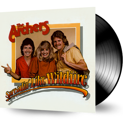 The Archers - Spreadin' Like Wildfire (Used Vinyl)