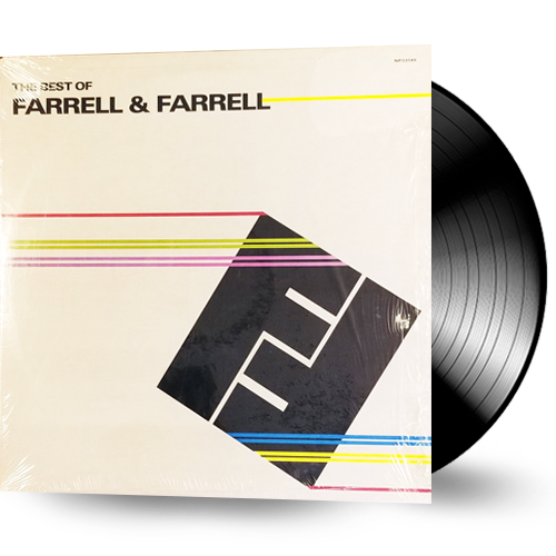 The Best of Farrell & Farrell (Vinyl) - Christian Rock, Christian Metal