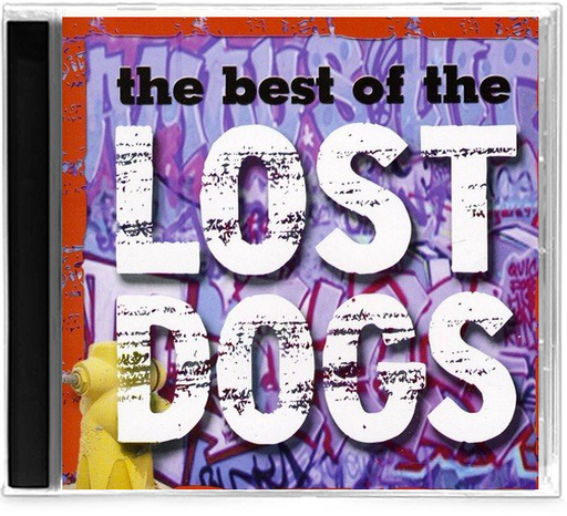 The Lost Dogs - The Best of the Lost Dogs (CD) - Christian Rock, Christian Metal