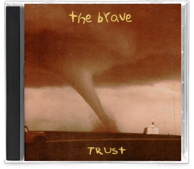 The Brave - Trust (CD) Pakaderm - Christian Rock, Christian Metal