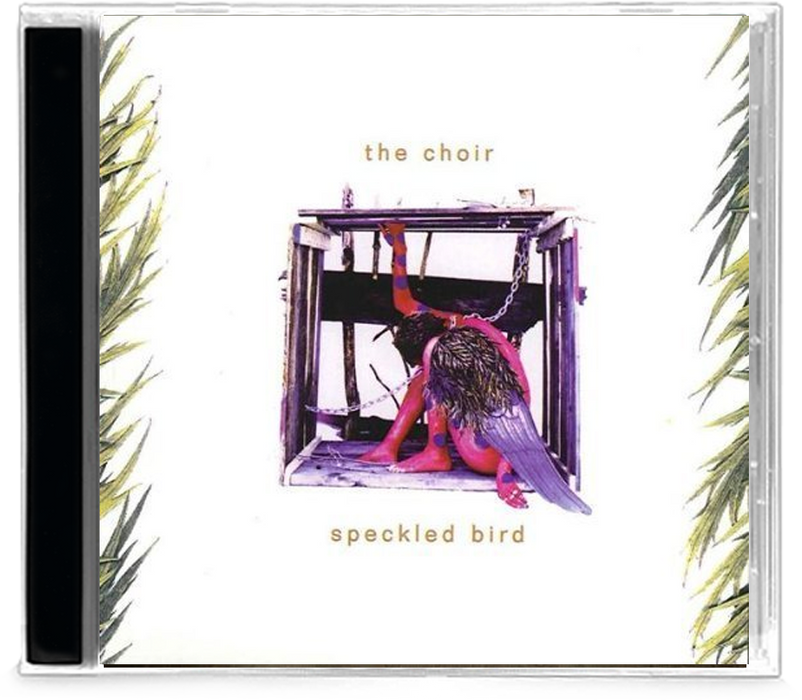 The Choir - Speckled Bird (CD) Original REX pressing - Christian Rock, Christian Metal