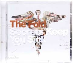 The Fold - Secrets Keep You Sick (CD) - Christian Rock, Christian Metal