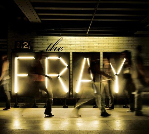 The Fray (CD) - Christian Rock, Christian Metal