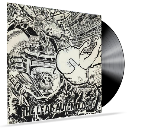 The Lead - Automoloch (Vinyl) PRIVATE LABLE PUNK ROCK