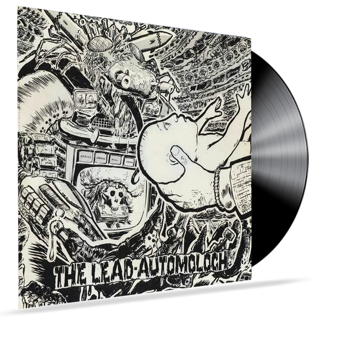 The Lead - Automoloch (Vinyl) PRIVATE LABLE PUNK ROCK - Christian Rock, Christian Metal