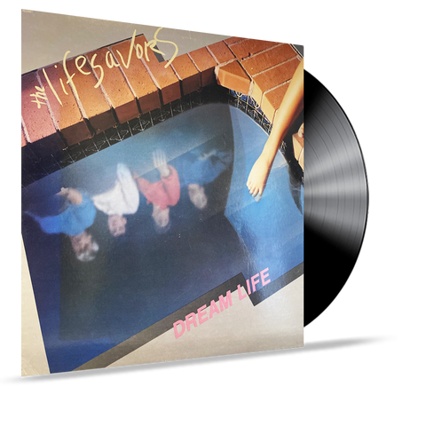 Lifesavors - Dreamlife (Vinyl) NM w/Insert