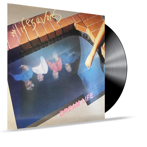 Lifesavors - Dreamlife (Vinyl) NM w/Insert - Christian Rock, Christian Metal