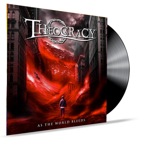 Theocracy - As The World Bleeds (Vinyl)