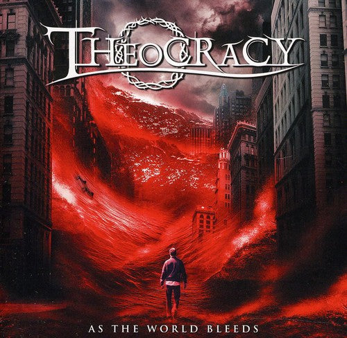 Theocracy - As The World Bleeds (CD) - Christian Rock, Christian Metal
