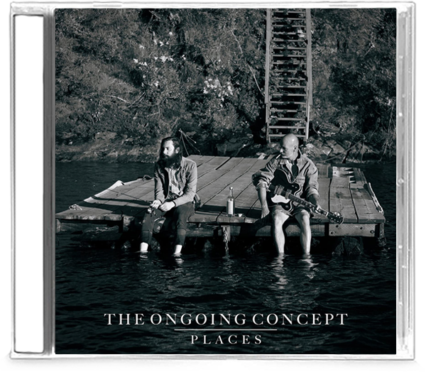 The Ongoing Concept - Places (CD) - Christian Rock, Christian Metal