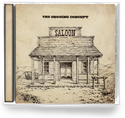 The Ongoing Concept - Saloon (NEW-CD) 2013 SOLID STATE - Christian Rock, Christian Metal