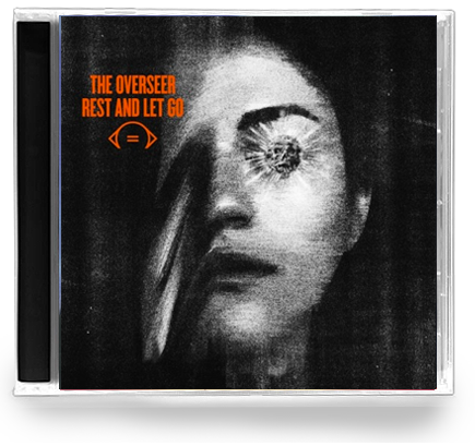 The Overseer - Rest and Let Go (NEW-CD) 2014 SOLID STATE - CHRISTIAN METAL XIAN