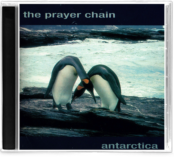 The Prayer Chain - Antartica (CD) - Christian Rock, Christian Metal