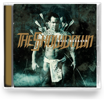 THE SHOWDOWN - BACKBREAKER (CD) METAL - Christian Rock, Christian Metal