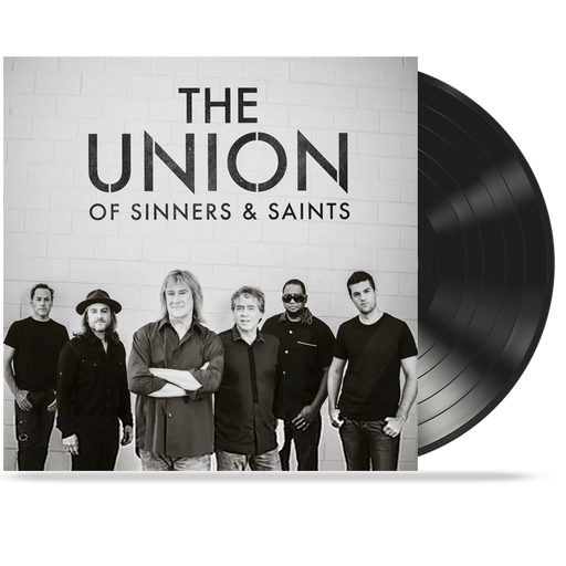 The Union of Sinners and Saints (VINYL) Petra / Whiteheart - Christian Rock, Christian Metal