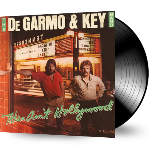 Degarmo & Key - This Ain't Hollywood (Vinyl) - Christian Rock, Christian Metal