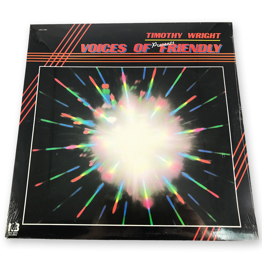 Timothy Wright - Voices of Friendly (Vinyl)