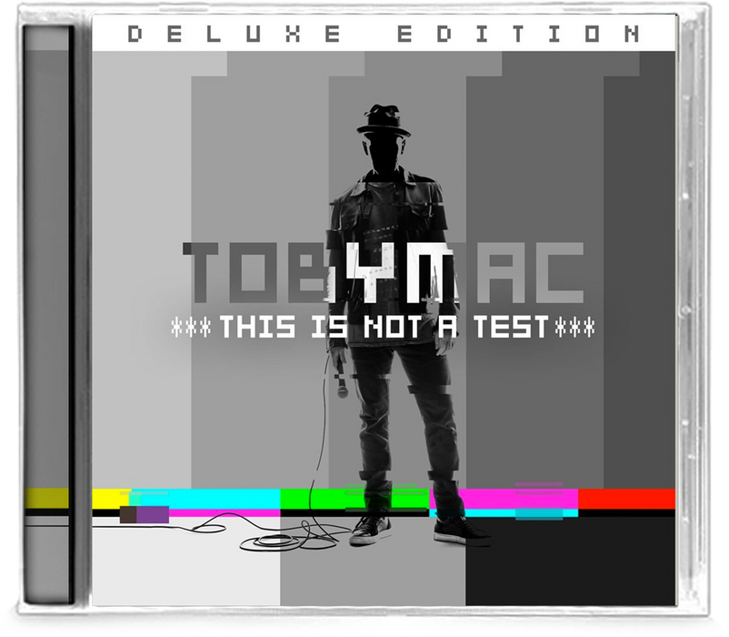 TobyMac - This is Not a Test (Deluxe Edition CD) - Christian Rock, Christian Metal