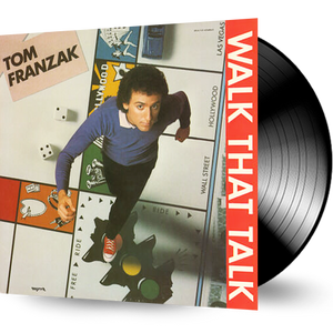 Tom Franzak - Walk That Talk (Vinyl)