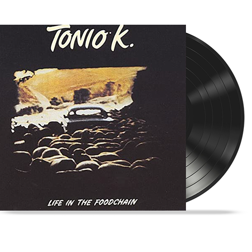 Tonio K - Life In The Foodchain (Vinyl) - Christian Rock, Christian Metal