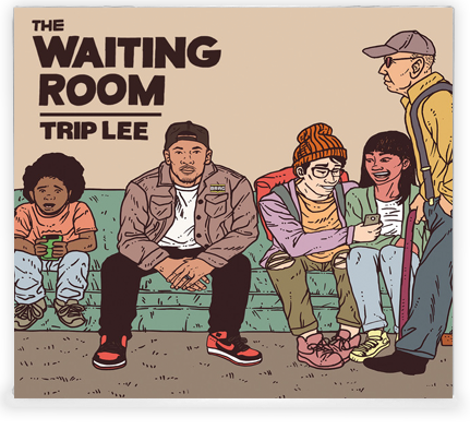 Trip Lee - The Waiting Room - Christian Rock, Christian Metal