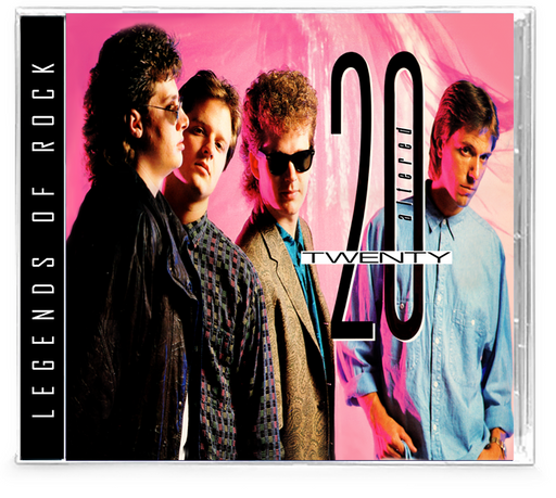 Twenty Twenty - Altered (CD) Remastered AOR