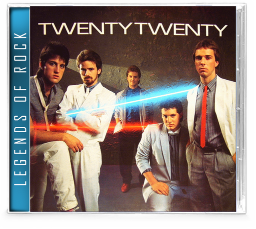Twenty Twenty Self-Titled Debut (CD) 35th Anniversary Edition