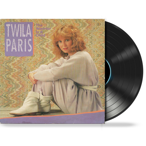 Twila Paris - The Warrior Is A Child (Vinyl)