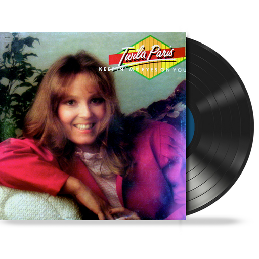 Twila Paris - Keepin' My Eyes on You (Vinyl)