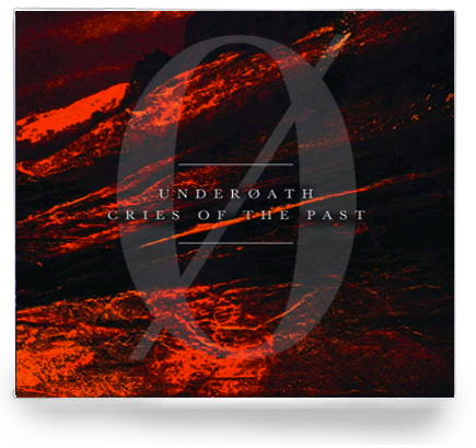 Underoath - Cries of the Past (NEW-CD) 2013 SOLID STATE - Christian Rock, Christian Metal
