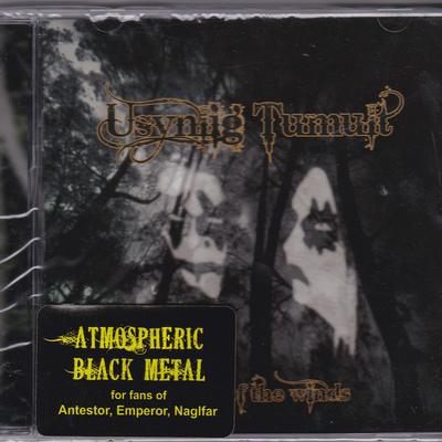 USYNLIG TUMULT - VOICES OF THE WINDS (CD) EXTREME METAL - Christian Rock, Christian Metal