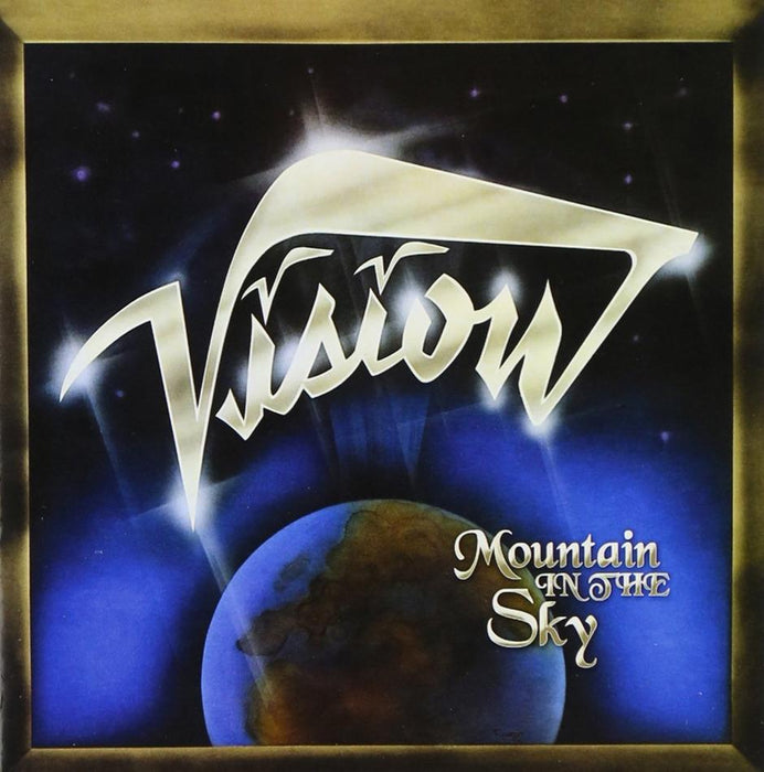 VISION - MOUNTAIN IN THE SKY (*NEW-CD, 2010, Born Twice) Lynyrd Skynyrd - Christian Rock, Christian Metal
