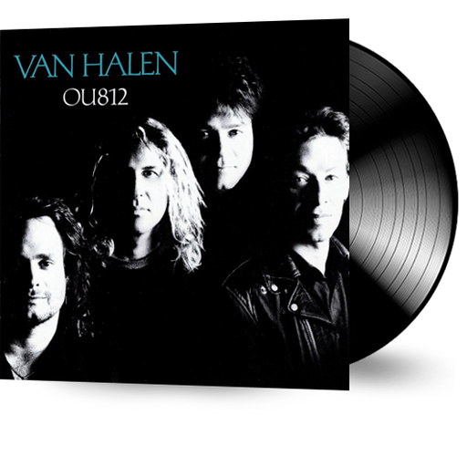 Van Halen - OU812 *(New-Vinyl) 1988 - Christian Rock, Christian Metal